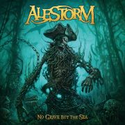 ALESTORM - No Grave but the Sea CD
