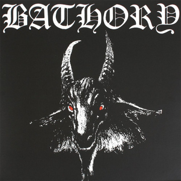 BATHORY - Bathory LP UUSI Black Mark/PHD