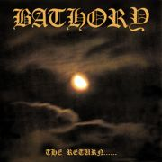 BATHORY - The Return LP UUSI Black Mark/PHD