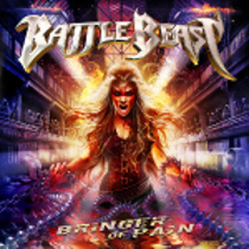 BATTLE BEAST - Bringer of pain LTD DIGI CD