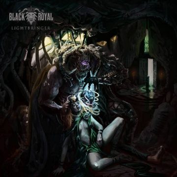 BLACK ROYAL - Lightbringer LP LTD 150 COPIES BLACK VINYL