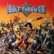 BOLT THROWER - Warmaster LP UUSI Earache
