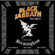 BLACK SABBATH - The End 2CD