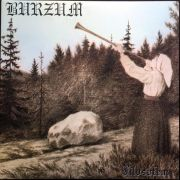 BURZUM - Filosofem 2LP UUSI Back On Black