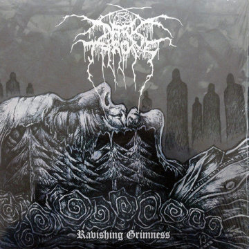 DARKTHRONE - Ravishing Grimness LP Peaceville UUSI