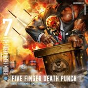 FIVE FINGER DEATH PUNCH - And Justice For None CD DELUXE EDITION