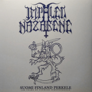IMPALED NAZARENE - Suomi Finland Perkele - 100 years of Finnish Independence - LP LTD 300 WHITE