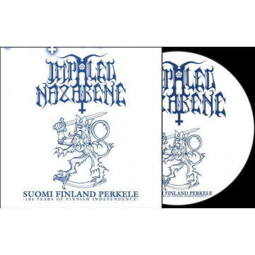 IMPALED NAZARENE - Suomi Finland Perkele - 100 years of Finnish Independence - LTD 500 PICTURE LP