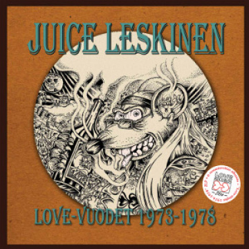 LESKINEN JUICE - Love-vuodet 1973–1978 7LP BOX