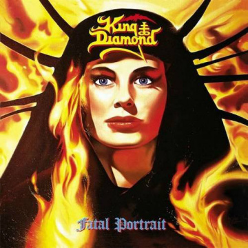 KING DIAMOND - Fatal Portrait LP Metal Blade UUSI