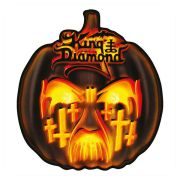 "KING DIAMOND - Halloween 10"" SHAPED PICTURE (HUOM! koko painos on aika kiero)"
