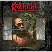 KREATOR - Renewal 2LP GREEN VINYLS