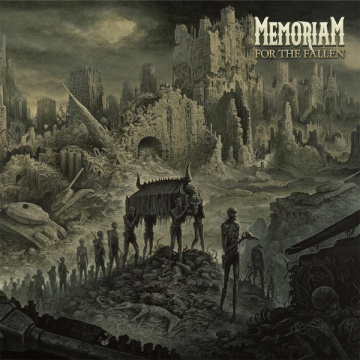 MEMORIAM - For The Fallen LP UUSI Nb
