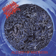 MORBID ANGEL - Altars Of Madness LP UUSi Earache