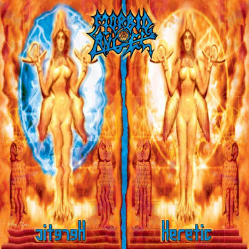 MORBID ANGEL - Heretic LP Earache UUSI