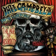 PHIL CAMPBELL AND THE BASTARD SONS - The Age Of Absurdity LP UUSI Nb BLACK