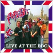 POPEDA - Live at the BBC CD