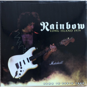 RAINBOW - Long Island 1979 Down To Earth Tour 2LP UUSI Cleopatra Records
