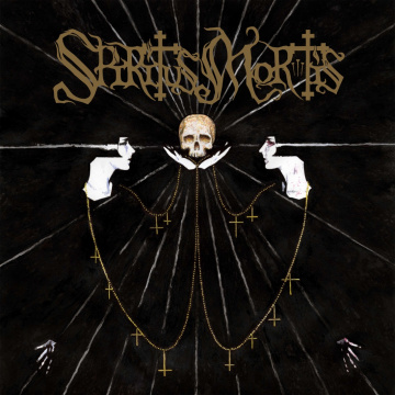 SPIRITUS MORTIS - The God Behind The God LP LTD 200 GOLDEN