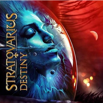 STRATOVARIUS - Destiny 3LP UUSI Ear Music