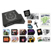 "BLACK SABBATH - Ten Year War - Deluxe Box Set Edition 8LP+2x7""+USB-Stick"