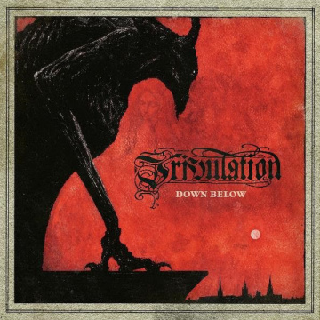 TRIBULATION - Down Below LP UUSI black