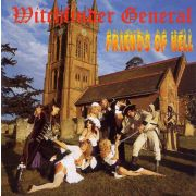 WITCHFINDER GENERAL - Friends Of Hell LP UUSI Back On Black