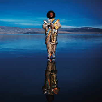 WASHINGTON KAMASI - Heaven and Earth 4LP BOX Young Turks