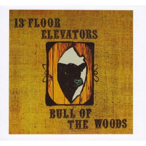 13TH FLOOR ELEVATORS - Bull of the woods 2CD