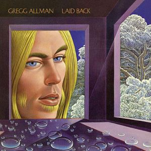 ALLMAN GREGG - Laid back CD