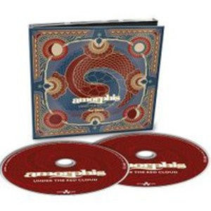 AMORPHIS - Under The Red Cloud TOUR EDITION 2CD