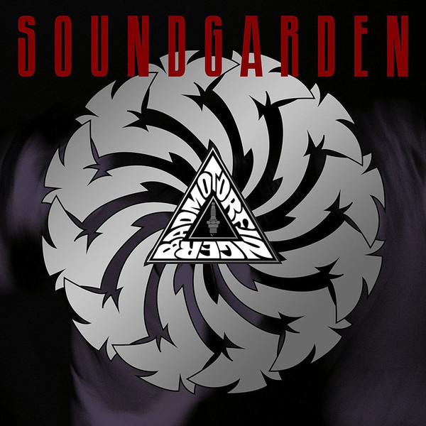 SOUNDGARDEN - Badmotorfinger 2LP 25th Anniversary Edition UUSI