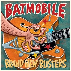 BATMOBILE - Brand New Blisters LP Music on Vinyl
