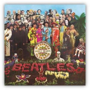 BEATLES - Sgt. Pepper Lonely Hearts Club Band 50th ANNIVERSARY EDITION CD