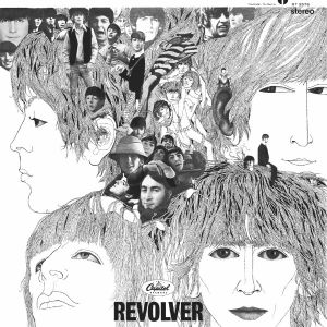 BEATLES - Revolver US Album CD
