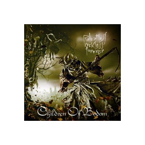 CHILDREN OF BODOM - Relentless Reckless Forever LTD CD+DVD DIGIPAK