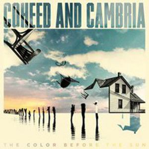 COHEED & CAMBRIA - The Color Before The Sun CD