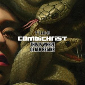 COMBICHRIST - This is where death begins CD