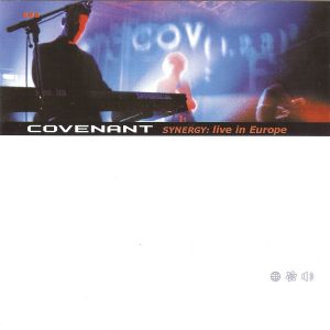 COVENANT - Synergy: Live In Europe CD