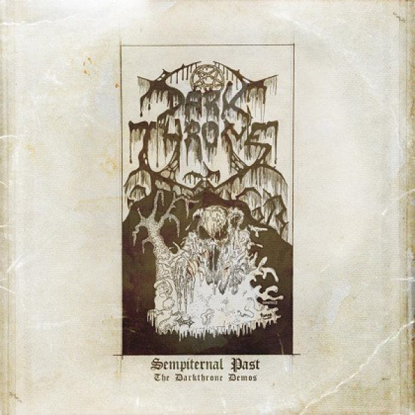 DARKTHRONE - Sempiternal past - The Darkthrone Demos 2-LP Peaceville UUSI