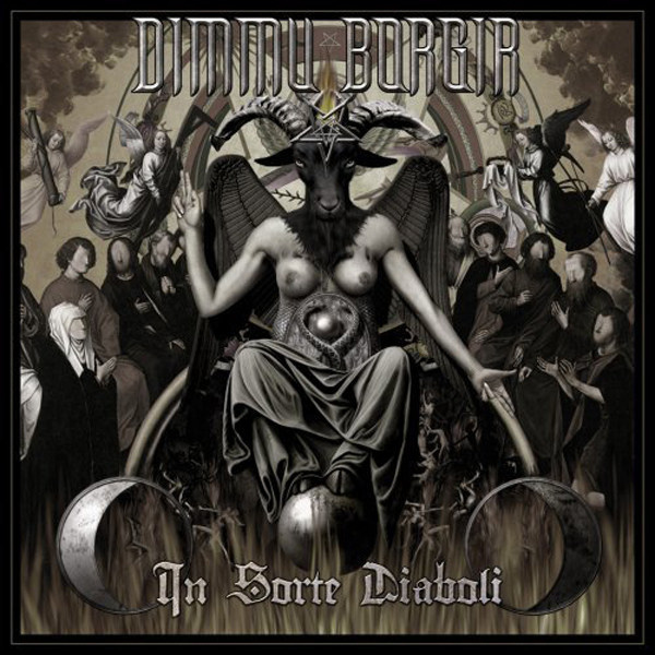DIMMU BORGIR - In sorte diaboli LTD+DVD