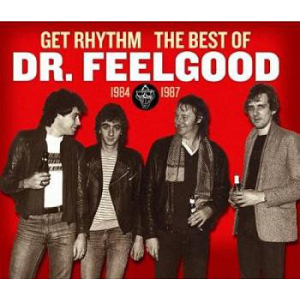 DR. FEELGOOD - Get Rhythm - The Best Of Dr. Feelgood 1984-1987 2CD