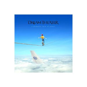 DREAM THEATER - A Dramatic Turn of Events CD+DVD