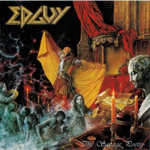 EDGUY - Savage poetry CD