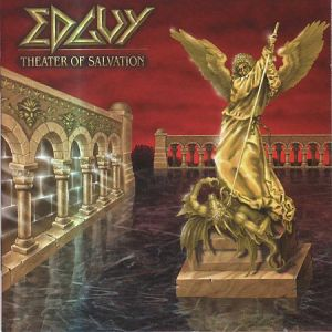 EDGUY - Theater of salvation CD