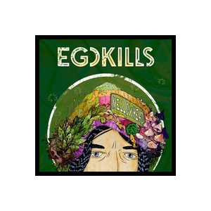 EGOKILLS - Mellowhead CD