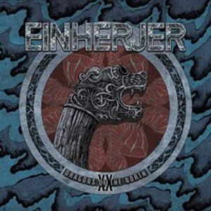 EINHERJER - Dragons of the north RE-RECORDING CD