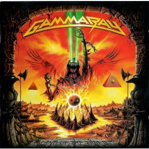 GAMMA RAY - Land Of The Free Part II CD
