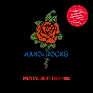 HANOI ROCKS - Mental Beat 1980–1985 6LP BOX