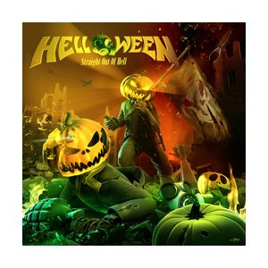 HELLOWEEN - Straight Out Of Hell LTD DIGI